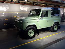 land rover defender 2015 special edition defender celebrations edition 2015 heritage grasmere green