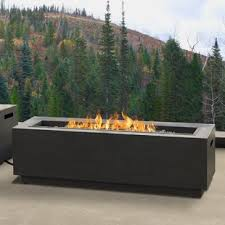 Gas Firepits Gas Outdoor Fireplaces Pits You Ll Wayfair