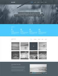 free webpage templates html 20 free high quality psd website templates hongkiat