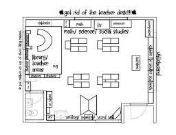 Designing A Preschool Classroom Floor Plan Best 25 No Teacher Desk Ideas On Pinterest Teacher Hacks The