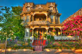 Home Decorators New Jersey Victorian House Cape May New Jersey Shore Color Photograph