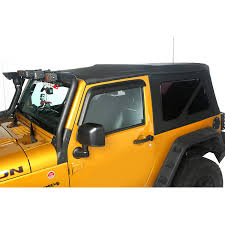 rugged ridge jeep tops jeep soft tops bowless top bowless