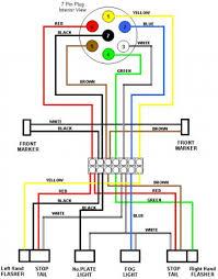 nissan frontier trailer wiring diagram 7 pin trailer wiring diagram