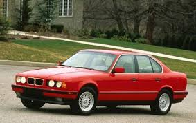1995 bmw 5 series information and photos zombiedrive