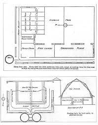 Cattle Barns Designs Shed And Barn Plans U2013 Small Farmer U0027s Journal