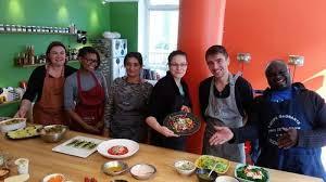 cuisine de groupe groups teams l atelier de cuisine bertrand