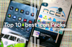 10 best android icon packs 2017 all launcher supported