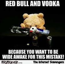 Vodka Meme - redbull and vodka funny meme pmslweb