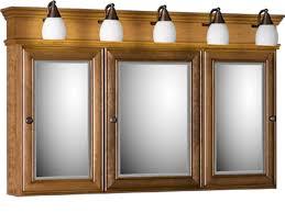 Bathroom Cabinet Mirrors With Lights Minimalist Style Light Wood Bathroom Wall Mounted Medicine Cabinet