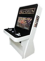Xbox Arcade Cabinet Nu Gen Elite Arcade Machine Home Leisure Direct