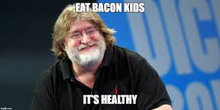Gabe Newell Memes - image tagged in memes gaben gabe newell imgflip
