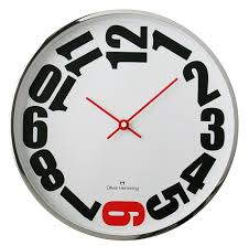 Cool Digital Wall Clocks Wall Clocks Modern Wall Clocks To Support Your Activities