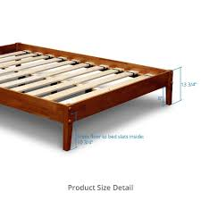 Lifting Bed Frame by Amazon Com Best Price Mattress Solid Hardwood Platform Bed Full