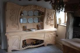 bespoke kitchen furniture sculptural organic handmade bespoke kitchen furniture by carved wood