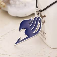 tattoo necklace jewelry images Fairy tail logo tattoo necklace jpg