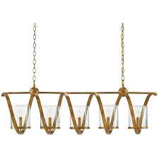 currey and currey lighting currey and company 9000 0054 maximus 5 light rectangular chandelier