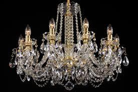 Swarovski Home Decor Attractive Glass Crystal Chandelier Unique Crystal Chandeliers