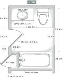 bathroom floor plans ideas 1000 ideas about small best small bathroom floor plans home