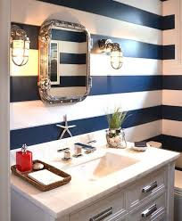 best 25 striped bathroom walls ideas on pinterest nautical