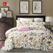 Palm Tree Bedspread Sets Online Get Cheap Bird Comforter Sets Aliexpress Com Alibaba Group