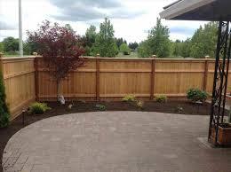 inspiring geek outdoor patio fence for dogs temporary home pics garden ideas style and trend garden