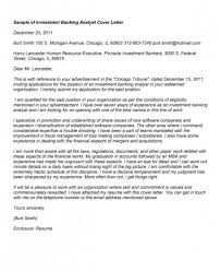 23 cover letter template for examples banking investment intern 17