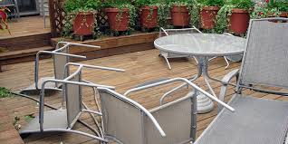 How To Clean Cast Aluminum Patio Furniture 3 Ways To Remove Mold U0026 Mildew From Patio Furniture