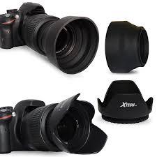 amazon com essential 58mm accessory kit for canon eos 80d 70d