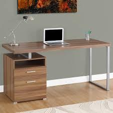 Contemporary Computer Desk Shop Monarch Specialties Contemporary Computer Desk At Lowes Com