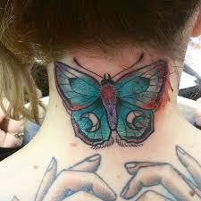 collection of 25 two butterfly on neck back