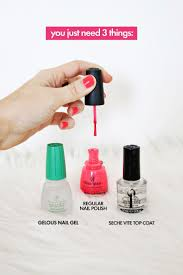 best 25 diy gel nails ideas on pinterest gel nail tips no chip