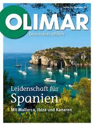 Leidenschaft für Spanien 2015 mit Mallorca Ibiza und Kanaren by