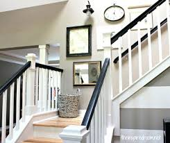 Staircase Decorating Ideas Wall Stairway Decor Idea Decorating Staircase Wall Daze Must Try Stair