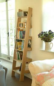 bookshelf design for home furniture wonderful leaning bookcase for modern home furniture