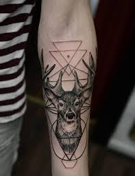 deer tattoo images u0026 designs
