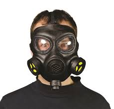 gas mask partyworld