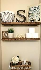 ideas for decorating bathroom bathroom wall decor ideas brideandtribe co