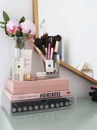 Homemade Makeup Vanity Ideas 43 Best Diy Makeup Hacks Images On Pinterest Bathroom Makeup