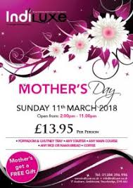 mother s mothers day 2018 indiluxe authentic indian cuisine restaurant in