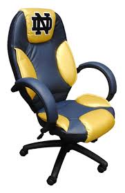 Notre Dame Desk Accessories Of Notre Dame Office Chair Tailgatetoss