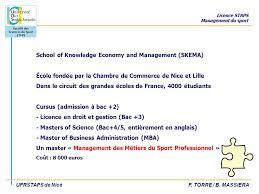 description d une chambre en anglais orientation professionalisation management du sport 2 cm ppt