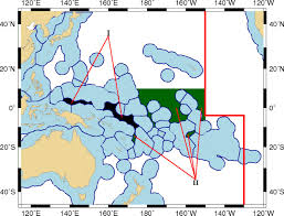 Map Of Pacific Shifting From Marine Reserves To Maritime Zoning For Conservation