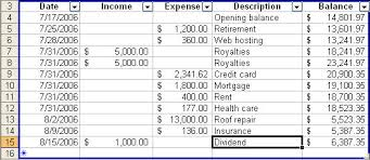 income and expense worksheet free worksheets library download