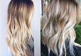 balayage blonde hair colors 2017 summer hairdrome com