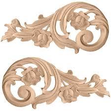 medium scrolls decor ornamental moldings