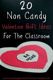 valentine gifts ideas 20 non candy valentine gift ideas for the classroom raising