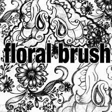 Decorative Definition 4 Designer High Definition Decorative Lace Pattern Ps Brush