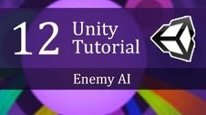 unity tutorial enemy ai brackeys viyoutube com