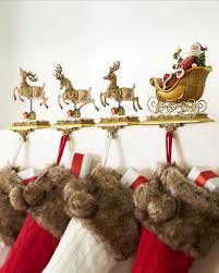 christmas holders santa christmas holder balsam hill