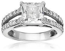 verlobungsring stuttgart bling jewelry antike kissenschliff cz doppel schaft verlobungsring